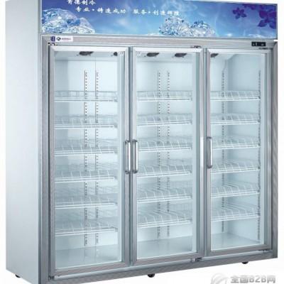 水果保鲜柜 超市水果风幕柜 立式超市风冷陈列柜