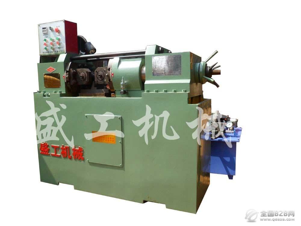 盛工Z28-80型螺纹加工机床    河北螺纹加工机床    滚丝机厂家