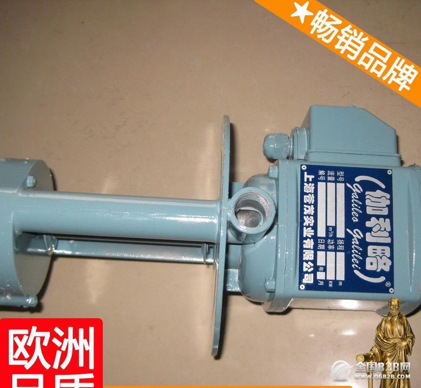 DB机床单相三相电泵 机床冷却泵 机床油泵 伽利略油泵 爆款