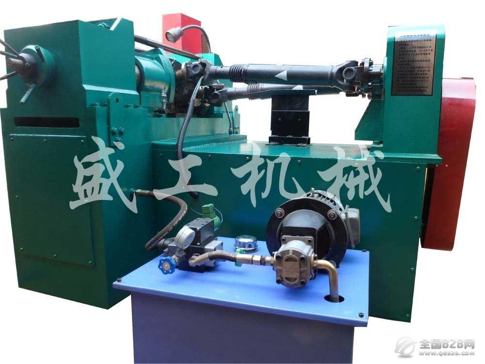 液压机床   滚丝液压机   自动螺纹机床  盛工滚丝机