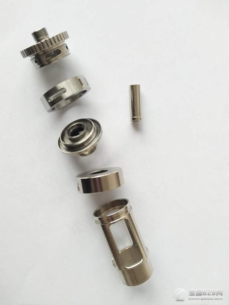 东莞电子烟五金件生产厂家 绝缘垫片 雾化器 顶针 电极五金