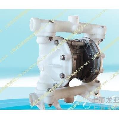 QBY气动血浆化工泵 药品化工泵
