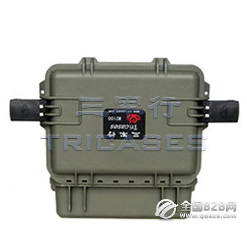 精密仪器箱 安全箱手提 仪器箱 防水抗压耐摔 定位仪器箱