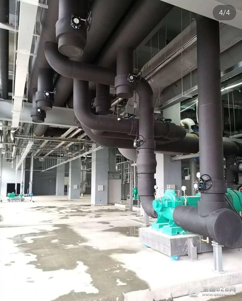 铝箔橡塑保温套管厂家 橡塑棉橡塑板 保温橡塑海绵