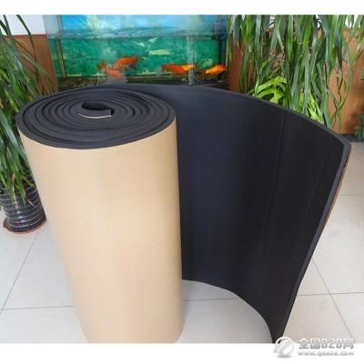 河北公司供应 铝箔橡塑板  复合橡塑板  等 橡塑保温 铝箔橡塑板