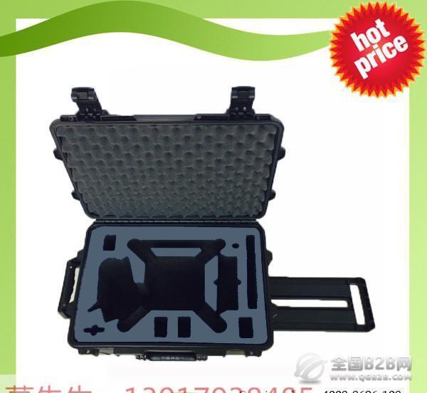 进口仪器保护箱 移动工作仪器设备箱移动光谱仪器运输保护箱