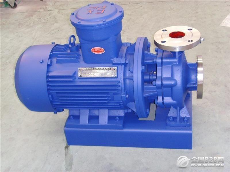 润煤SGPBSGPB型不锈钢防爆化工泵,防爆化工泵型号,防爆化工泵性能