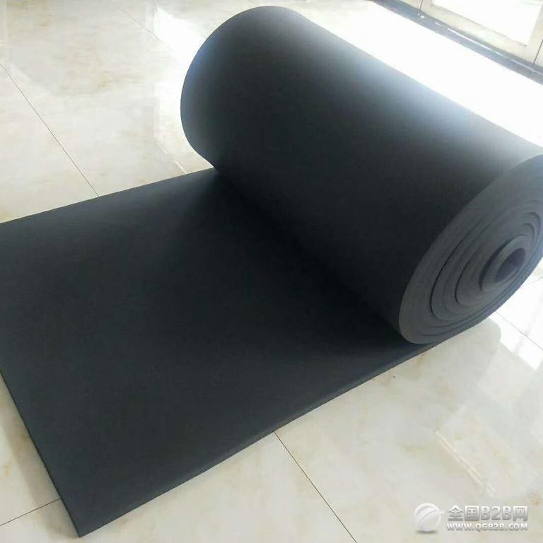 橡塑板 橡海绵塑板 阻燃隔热高密度橡塑板 橡塑板价格 空调橡塑板规格