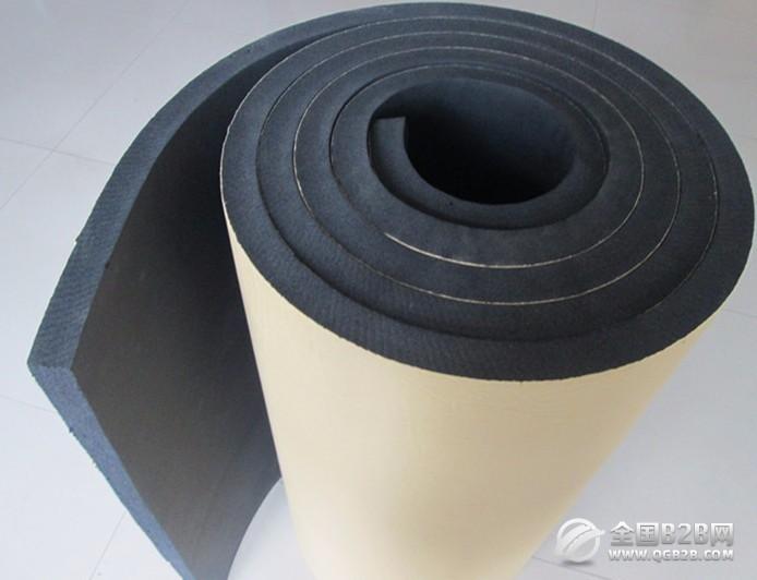 橡塑板 橡塑海绵板 B1级橡塑板 橡塑保温板