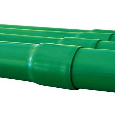 DFPB电力电缆保护管,DFPB过路电力管,DFPB涂塑钢管