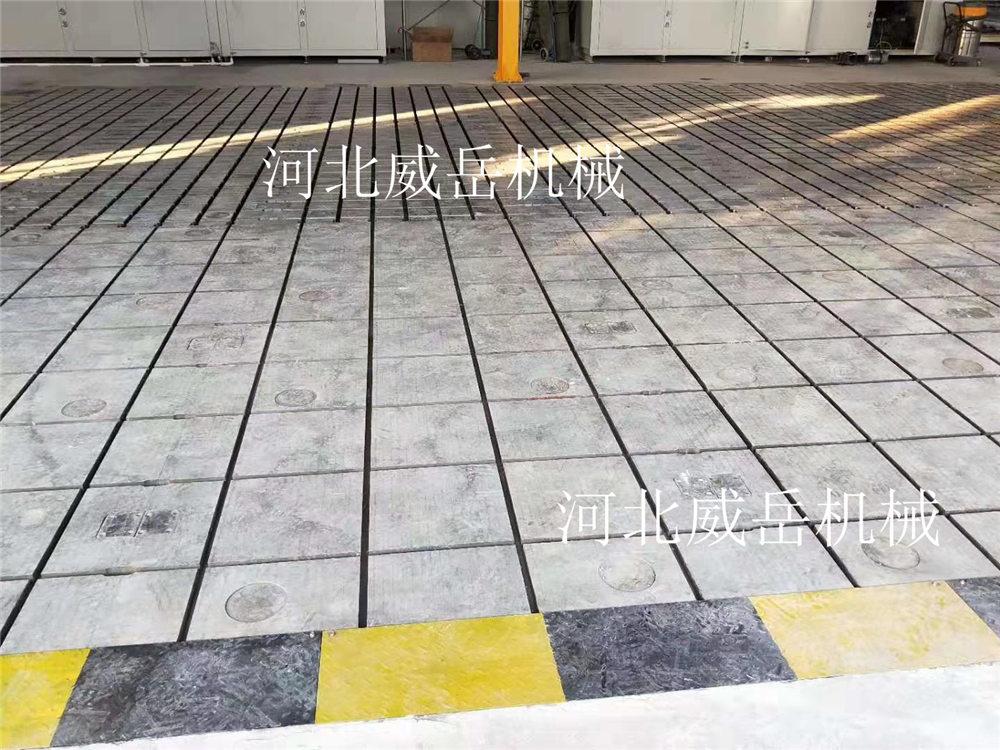 铸铁焊接平台 威岳厂家现货 薄利多销 保障质量