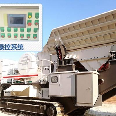 移动式制砂机价格多少?每小时可产多少吨沙