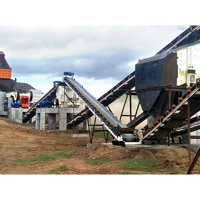 人工制砂厂利润怎么样?全套人工制砂设备下来多少钱?