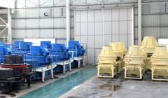 时产200-500吨风化石制砂机有哪些?