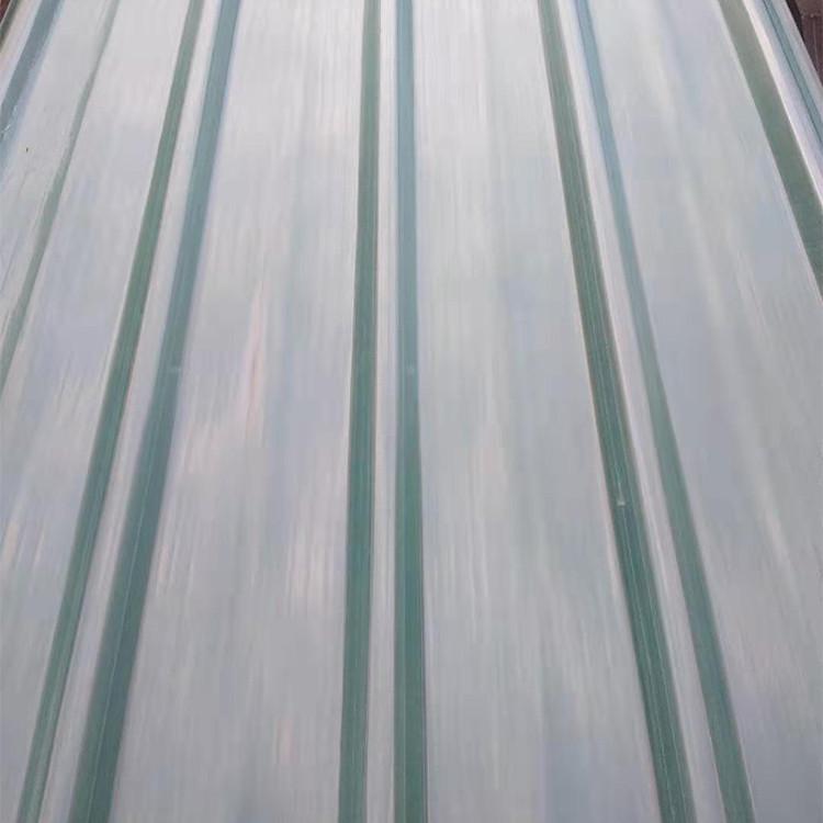 信阳frp采光板 车棚阳光棚 采光瓦透明瓦规格 厂家批发