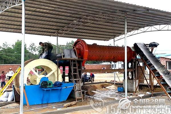 时产100吨棒磨式制砂机多少钱一台?能否免费提供生产方案?