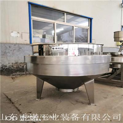 蒸汽夹层锅  电加热夹层锅  燃气夹层锅