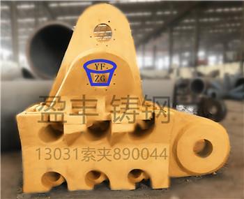 大型机场站房展馆钢结构工程铸钢节点制作