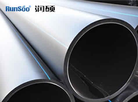 dn355大口径pe管pe给水管聚乙烯管厂家