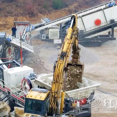 加工碎石的全套制砂设备有哪些?Z91