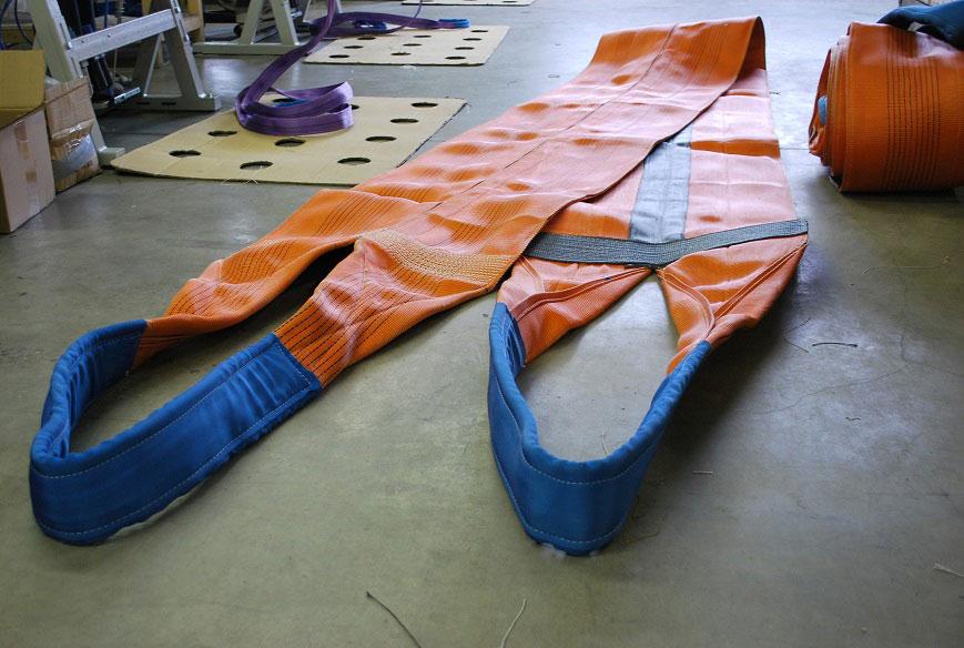 大吨位超宽扁平吊带,大吨位扁平吊装带,宽体型扁平吊装带