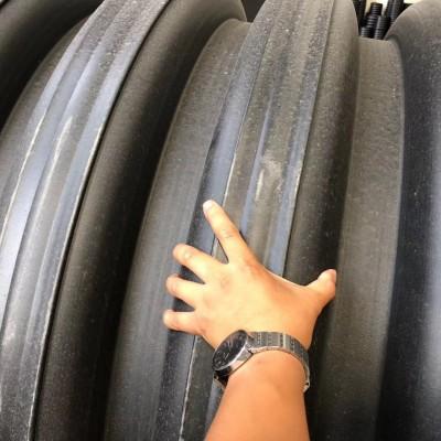 HDPE多肋增强缠绕波纹管