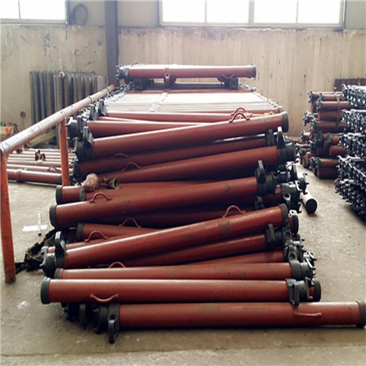 悬浮式单体液压支柱和普通单体液压支柱的区别