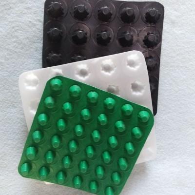 复合排水板高密度卷材排水板安徽供应