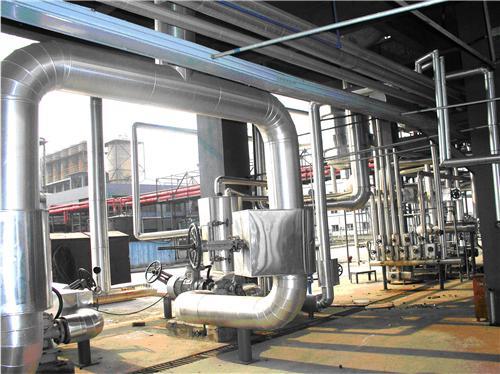 设备岩棉管道保温施工方案玻璃棉铁皮保温工程