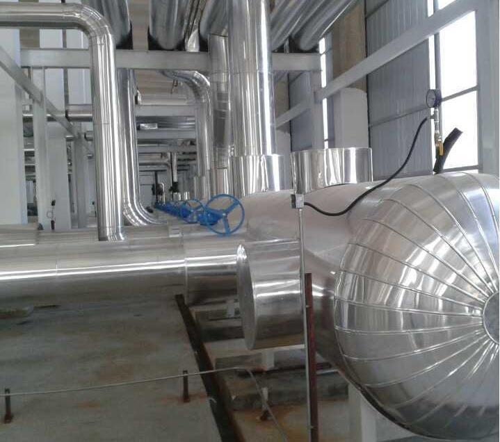 设备蒸压釜保温承包不锈钢白铁皮保温工程公司