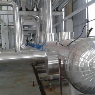 白铁皮保温施工队工业设备管道保温工程承包工艺