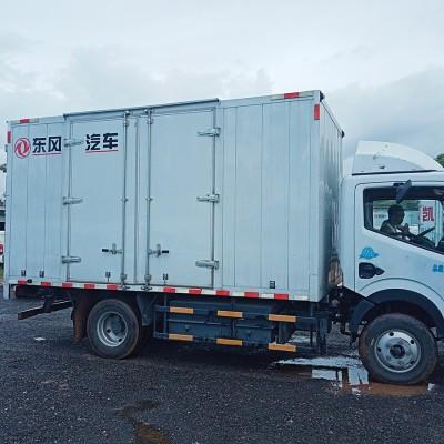 深圳市新能源厢式货车