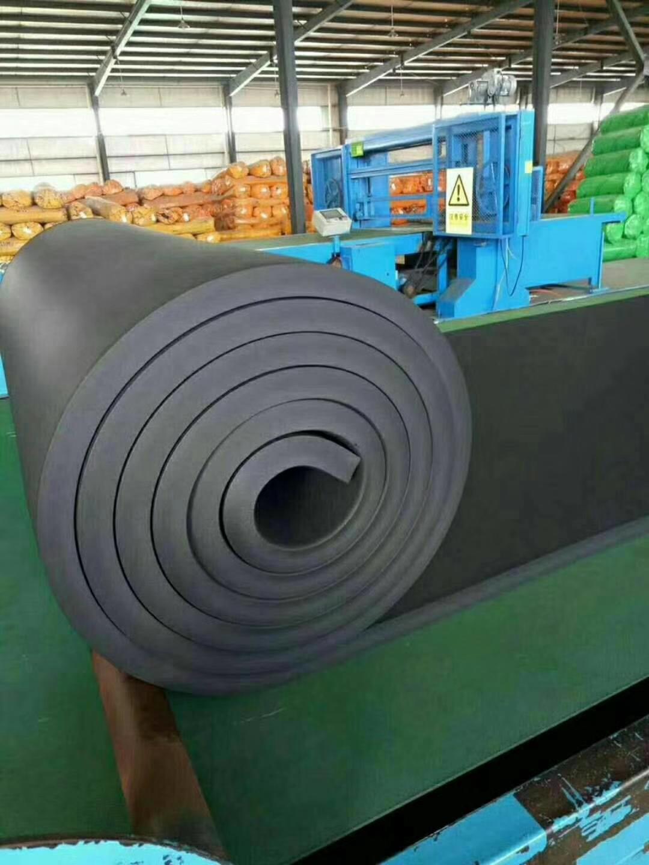 铝箔橡塑板橡塑空调管零级橡塑板