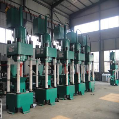 济南全自动铁屑压块机Y液压系统的制作过程