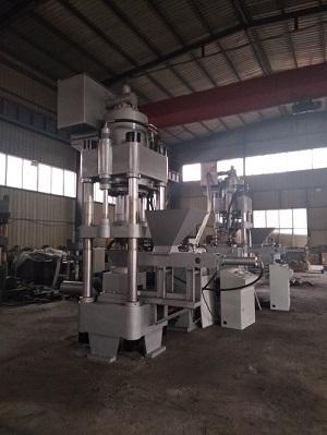 Y锦州市自动磨削泥压块机出力稳定 运行平稳