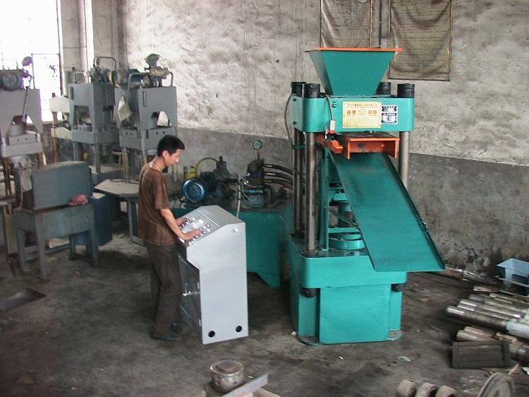Y武汉全自动液压焦煤压块机多少钱可以买到