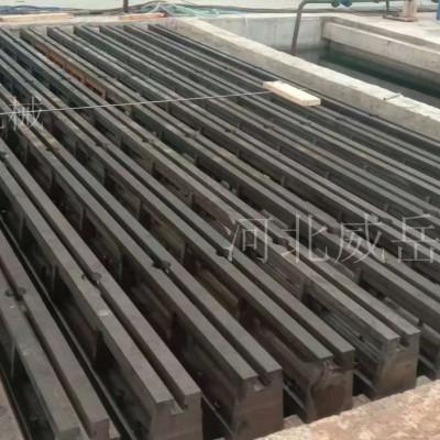 铸铁试验平台6米尺寸有货