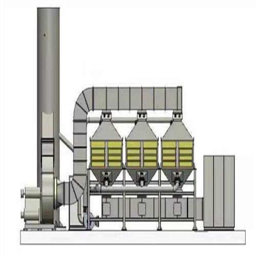 催化燃烧按需定制各种风量 点击了解更多信息