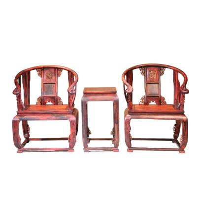老挝红酸枝皇宫椅