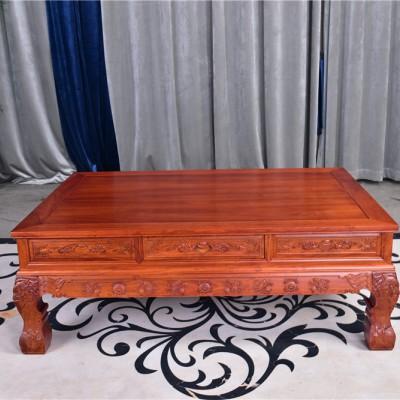 实木家具红木家具新中式六六大顺沙发6件套123组合