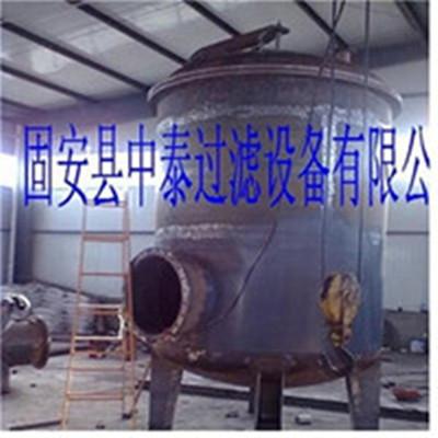 焦炉煤气除焦油专用过滤器