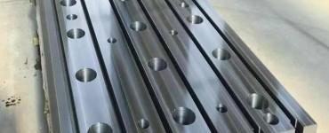 如何避免铸铁平台工作面氧化膜的形成?