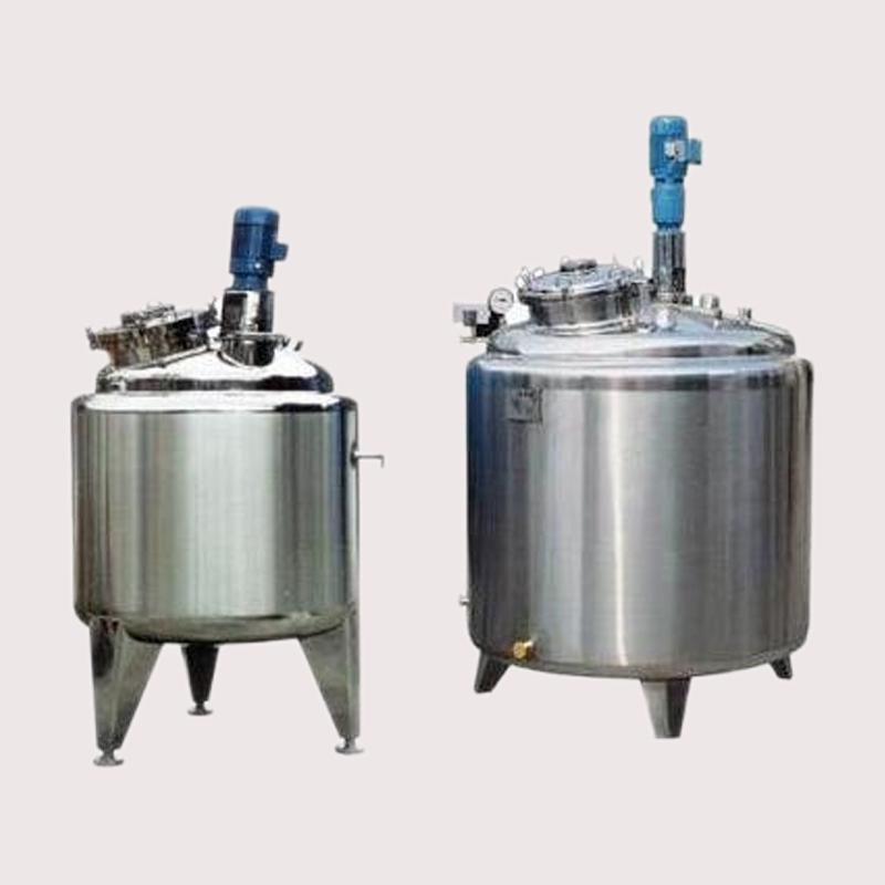 琼海鸿谦 304不锈钢搅拌罐 不锈钢单层搅拌罐 支持来图定制