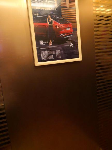 成都电梯海报媒体发布