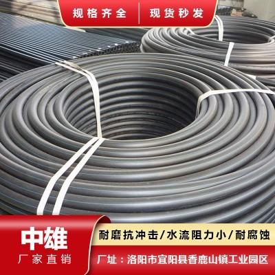 湖北省荆州市 PE管PE给水管0.8MPA-PN8