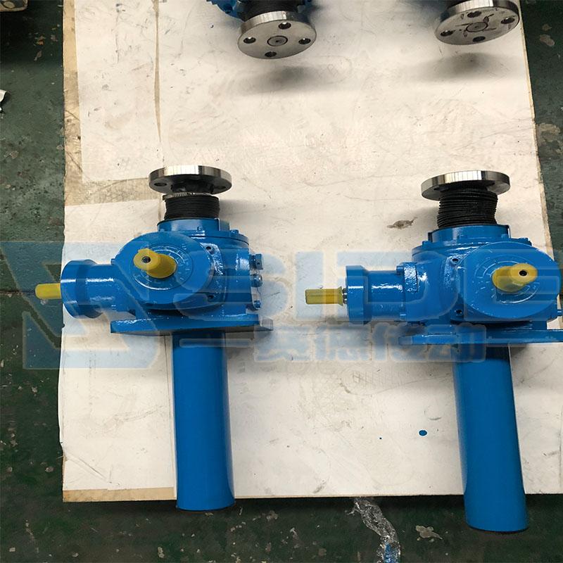 赛德SNL50丝杆升降机电动手摇丝杆升降机 多台联动升降平台