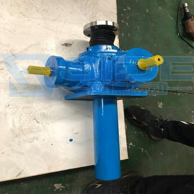 SNL60丝杆升降机 赛德多台联动升降平台滚珠丝杆升降机厂家